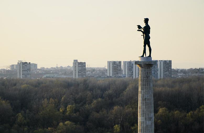 Novogradnja u Beogradu