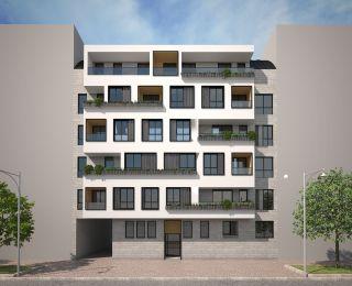 Novogradnja u Novom Sadu - Stambeni objekat Miše Dimitrijevića 29, Grbavica, Novi Sad