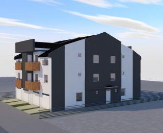 Novogradnja u Novom Sadu - Stambeni objekat u Jovana Ristića 16, Novi Sad