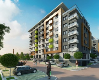 Novew Developments in Zemun Belgrade - Zelena avenija