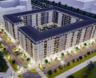 Park Novi Residence - Novogradnja u Novom Sadu