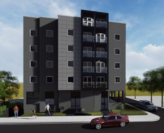 Novogradnja na Karaburmi - Stambeni objekat u Sime Šolaje 36