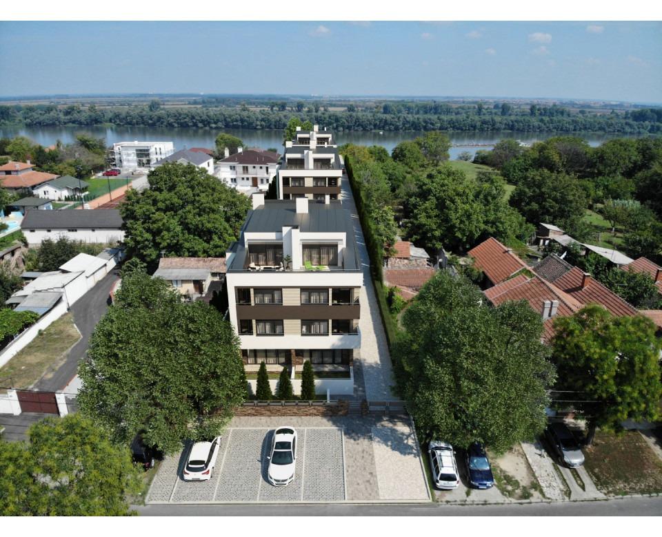 Dunavska trilogija - Novogradnja Zemun - Luksuzni kompleks u Pregrevica 66