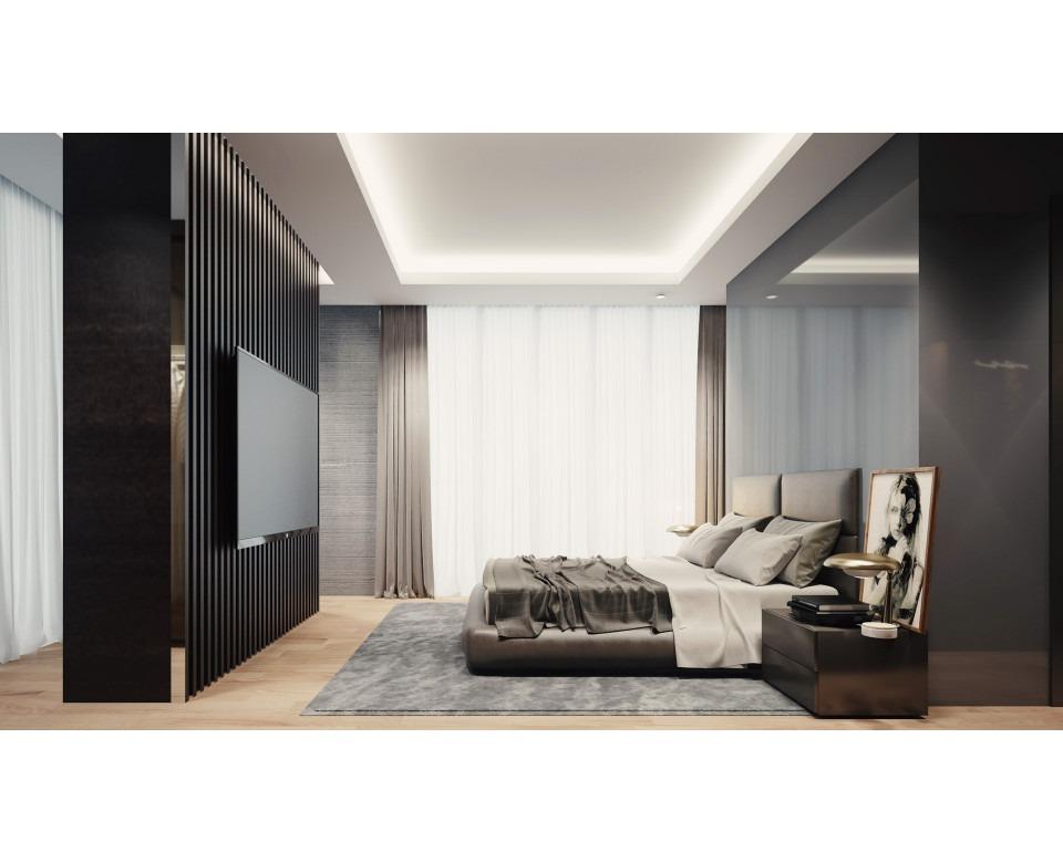 Master spavaća soba 1