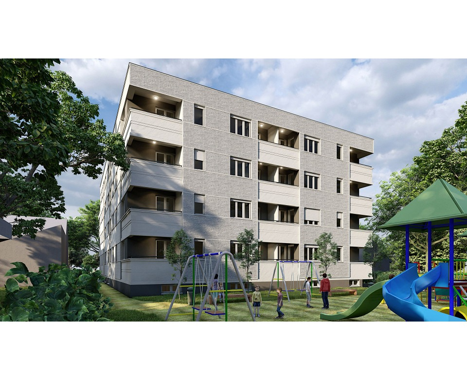 Zemunka - Novogradnja Zemun - Stambeni objekat u ulici Šumadijska 6 - Beograd