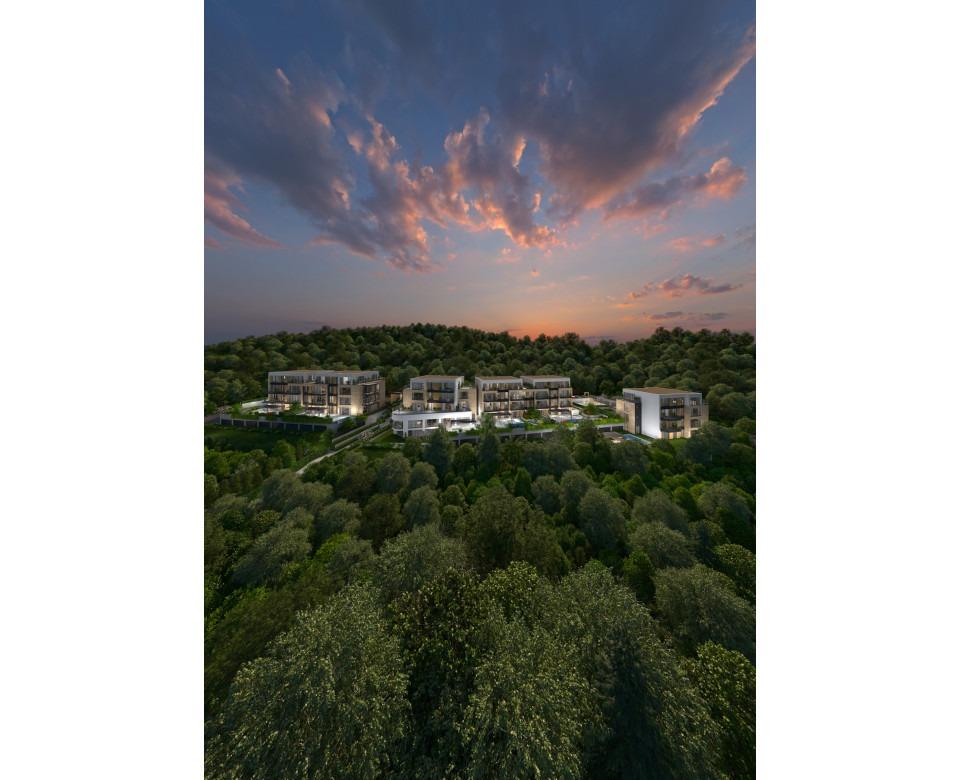 Green Hill - Novogradnja Dedinje, Beograd