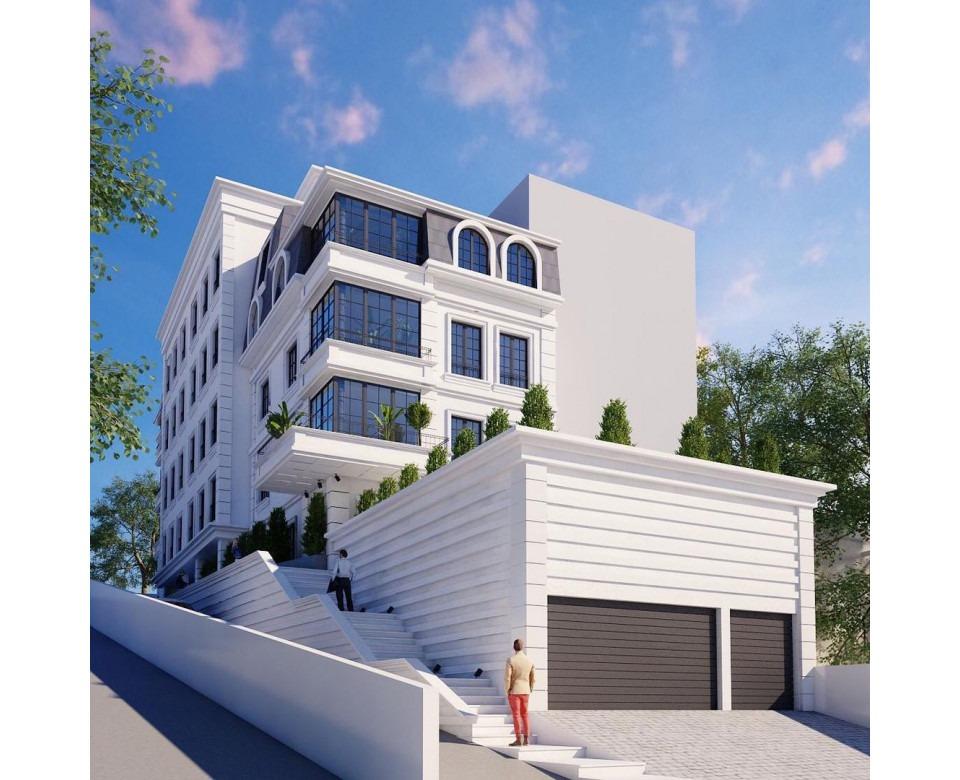 Novogradnja Dedinje - Stambeni objekat u Miloja Đaka 15