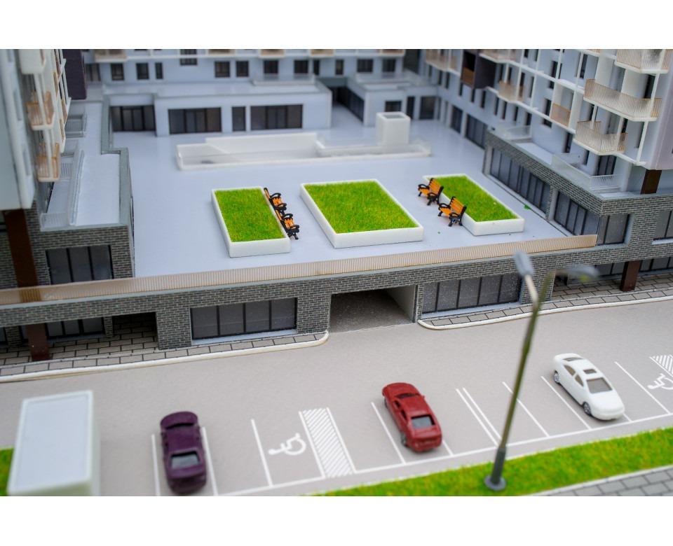 New build New Belgrade - Savada 3