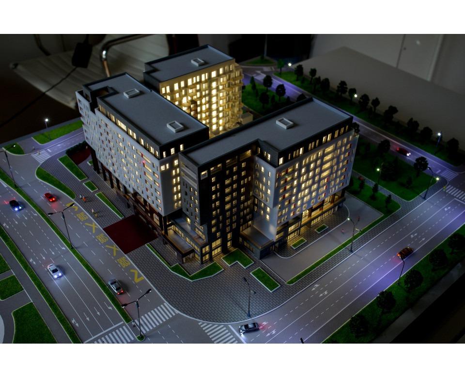 New building in New Belgrade - Savada 3