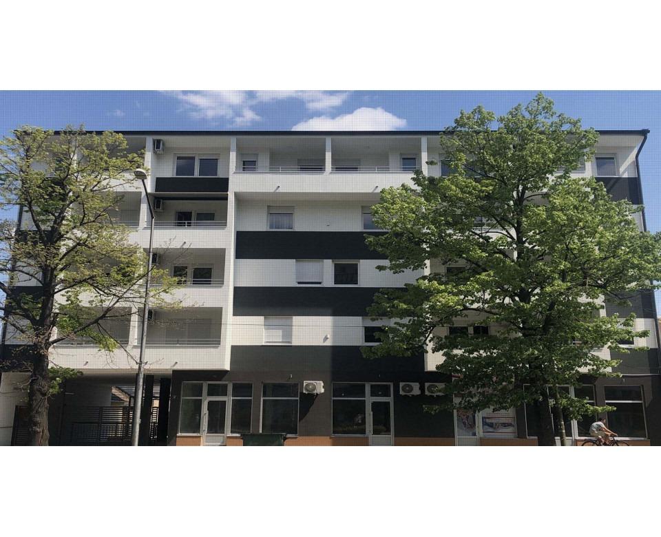 Petrovaradin Centar - Novogradnja Novi Sad - Stambeno poslovni kompleks u ulici Preradovićeva 33-37