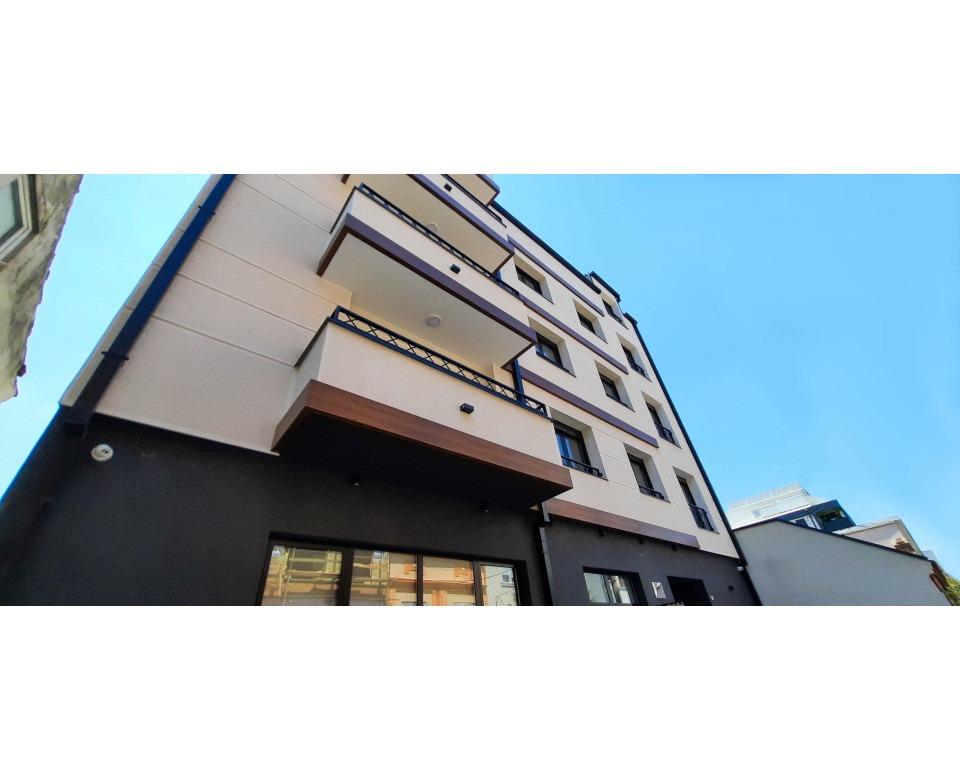 Novogradnja Vračar - Stambeni objekat - Cerska 20 - Beograd