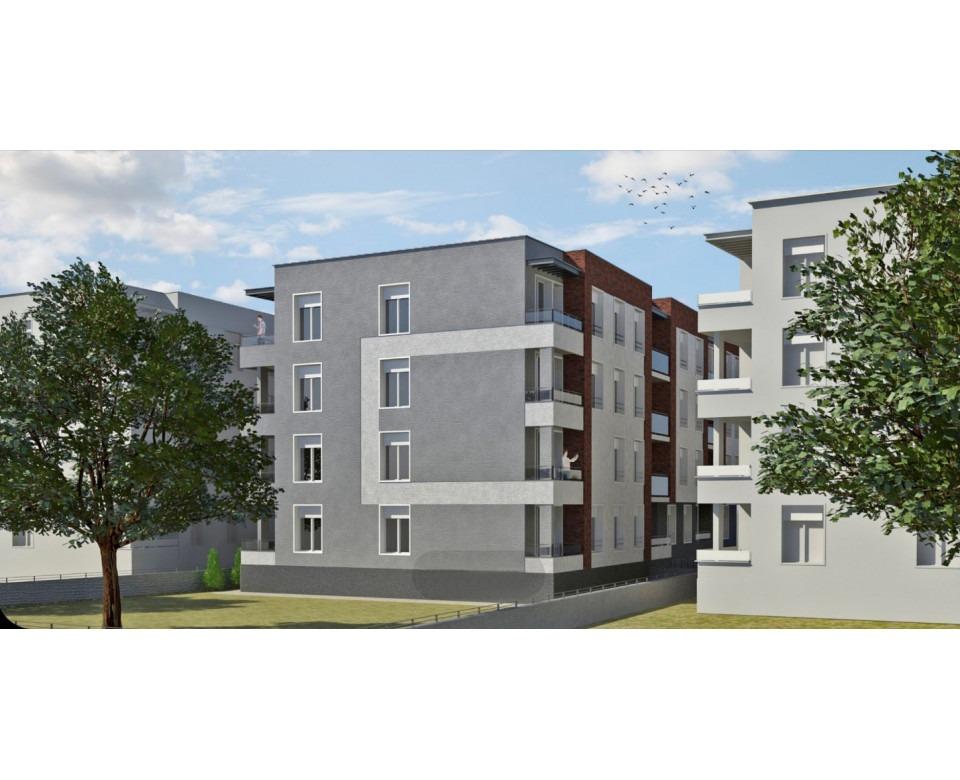 Novogradnja Zemun - Stambeni objekat u ulici Bosanska 57 - Beograd