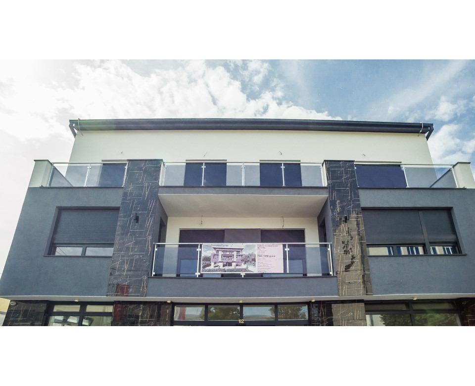Novogradnja Zemun - Stambeni objekat u ulici Tršćanska 62 - Beograd
