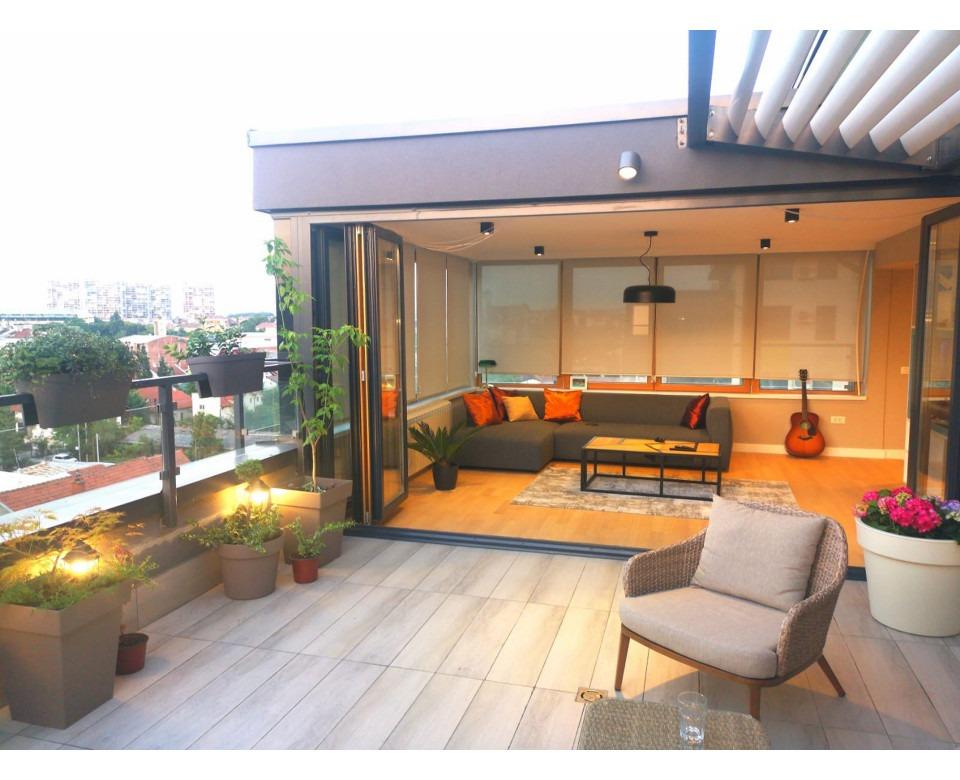 New building in Zemun - Residential and business complex Zelena avenija
