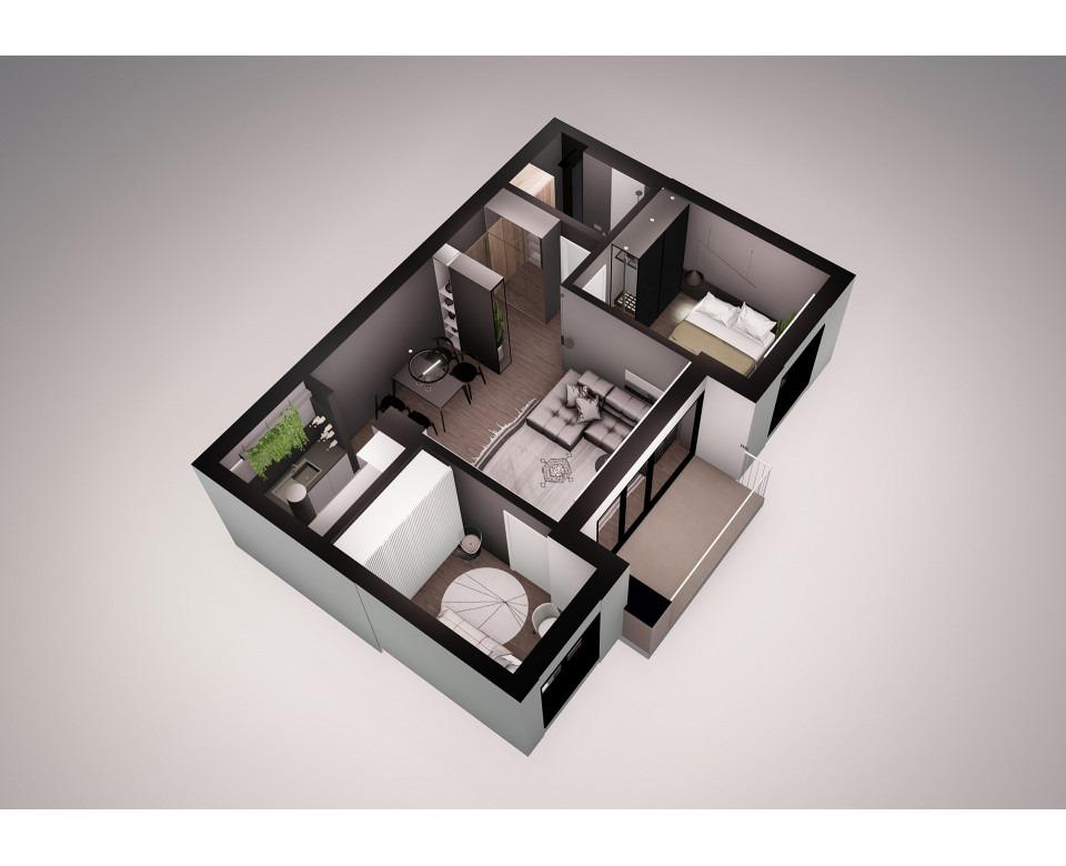 K3 blok - Novogradnja u Pančevu
