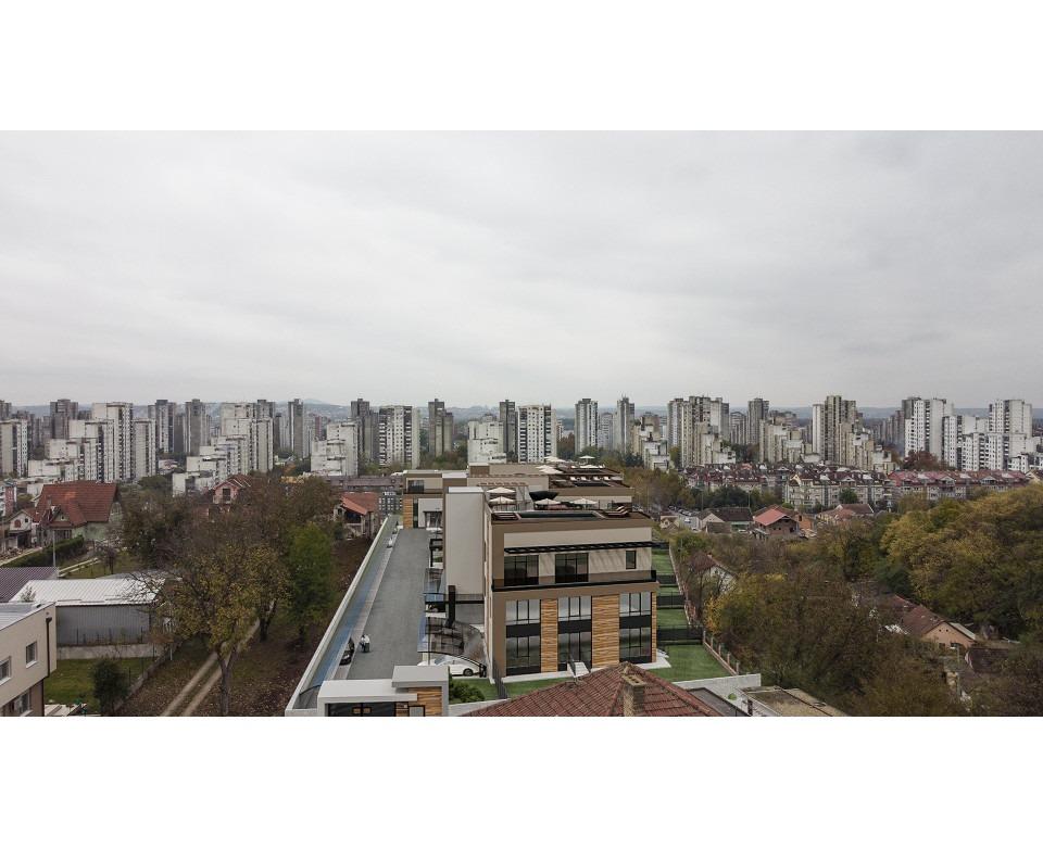 Sky Home, Sestara Vuković 21 - Novogradnja Bežanijska kosa, Novi Beograd