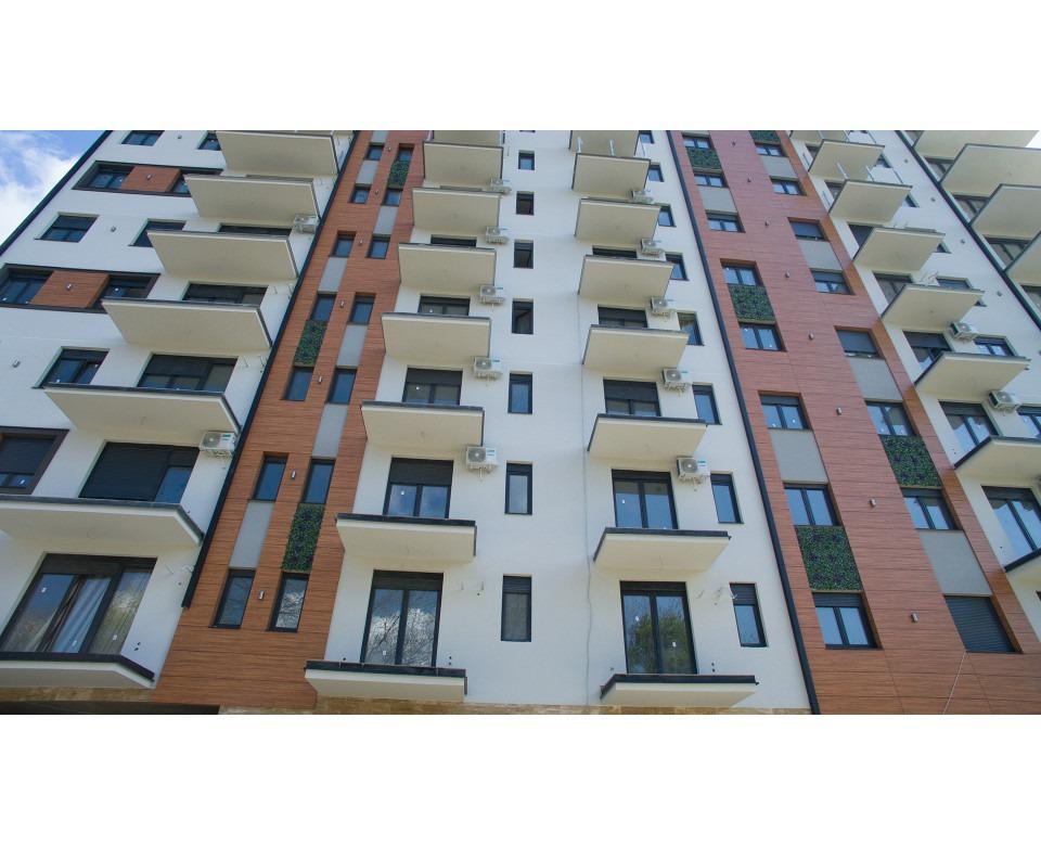 """""""Stepina Ljubičica"""" - New construction in Vozdovac, residential-office building at 15 Milisava Djurovica"""