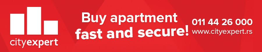 Buy apartment in Belgrade