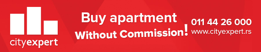 Buy apartment in Belgrade without paying commission