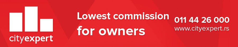 The lowest commission on the market for apartment owners