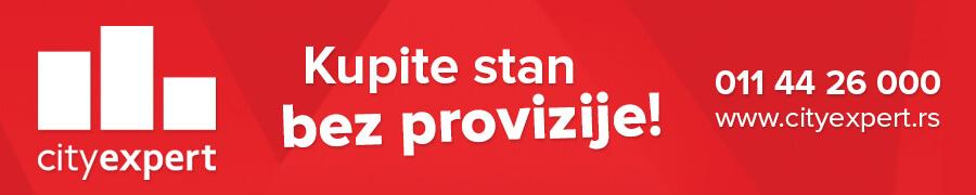 Kupite stan u Beogradu bez plaćanja provizije