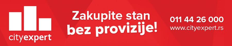 Zaupite stan u Beogradu bez plaćanja provizije
