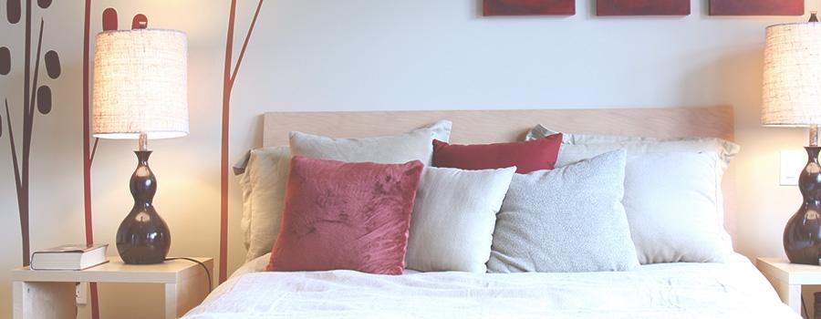 10 ideja za dekoraciju spavaće sobe