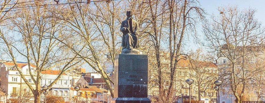 Vukov spomenik - sudar  tradicije i mladosti na jednom mestu