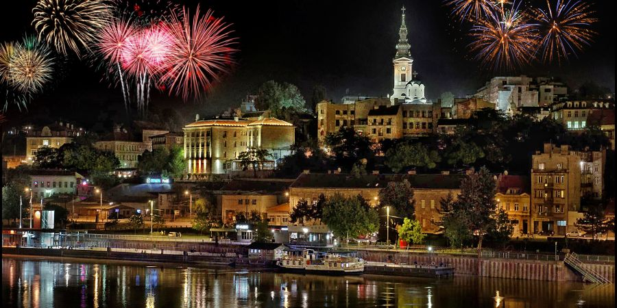 New Year's Eve in Belgrade - best time and perfect accommodation