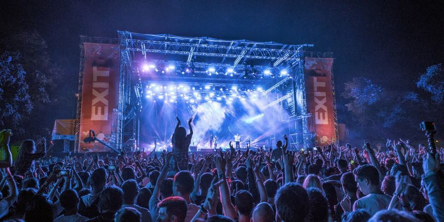 A guide to Exit festival