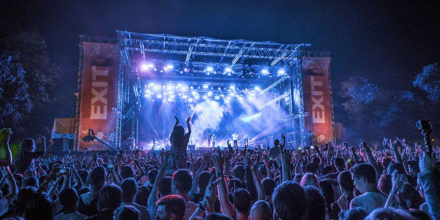 Vodič za Exit festival