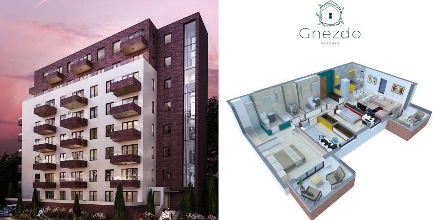 Još jedna jedinstvena prilika i nešto potpuno drugačije - City Expert ekskluzivna prodaja stanova!
