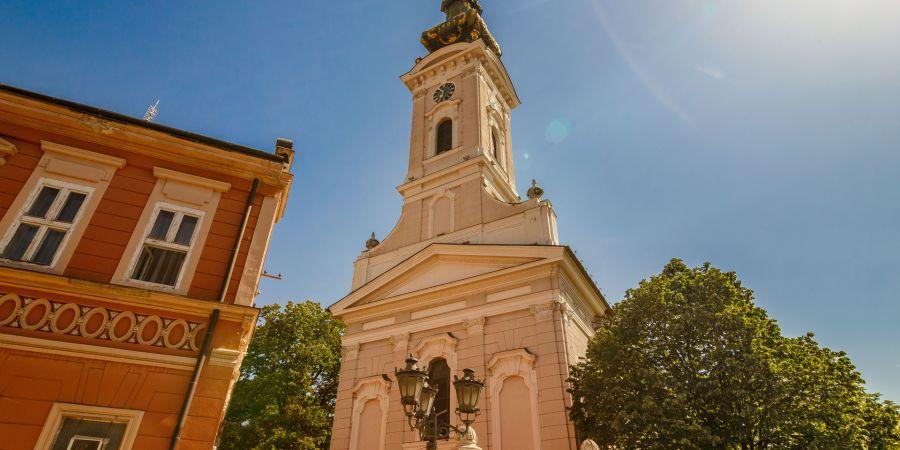 July in Novi Sad