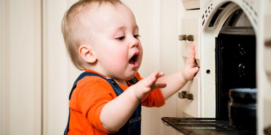 Kako učiniti kuću bezbednijom za decu