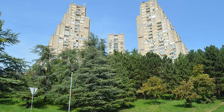 Konjarnik - spoj prirode i gradskog života