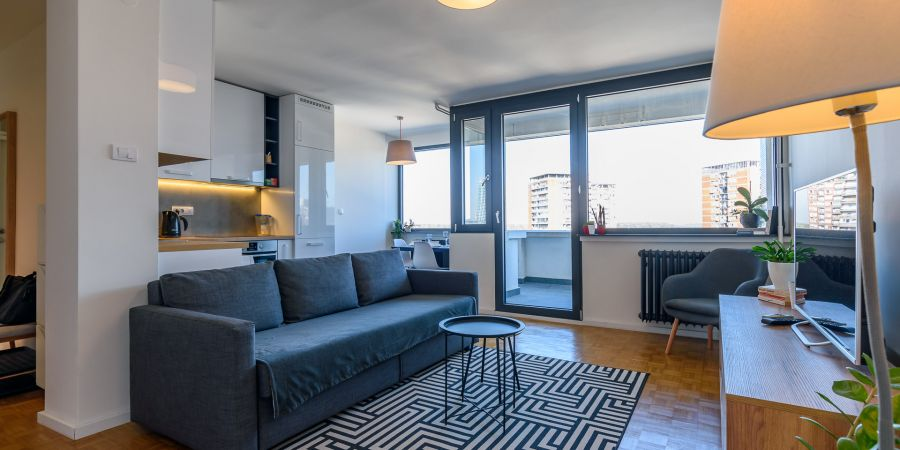 THE MOST WANTED rentals in Belgrade this week (€ 300-700)