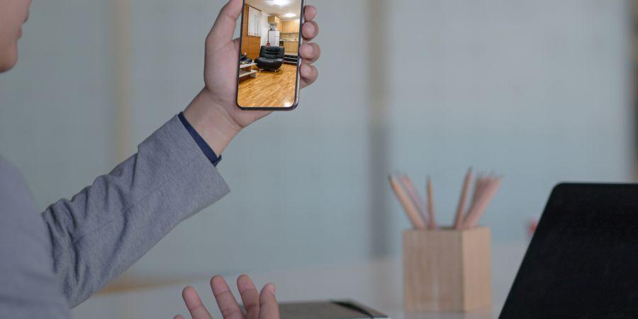 Nova opcija za (za)kupce: Pogledajte stan preko video poziva!