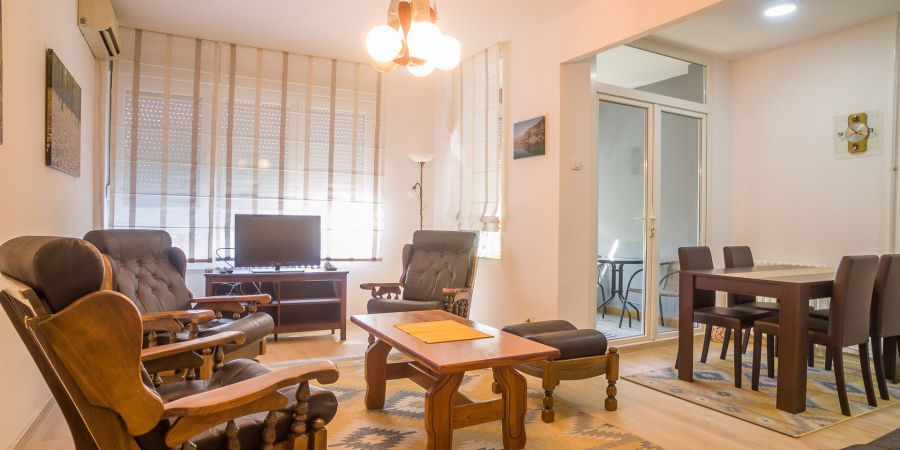Top 5 two-room apartments for rent in Belgrade this week