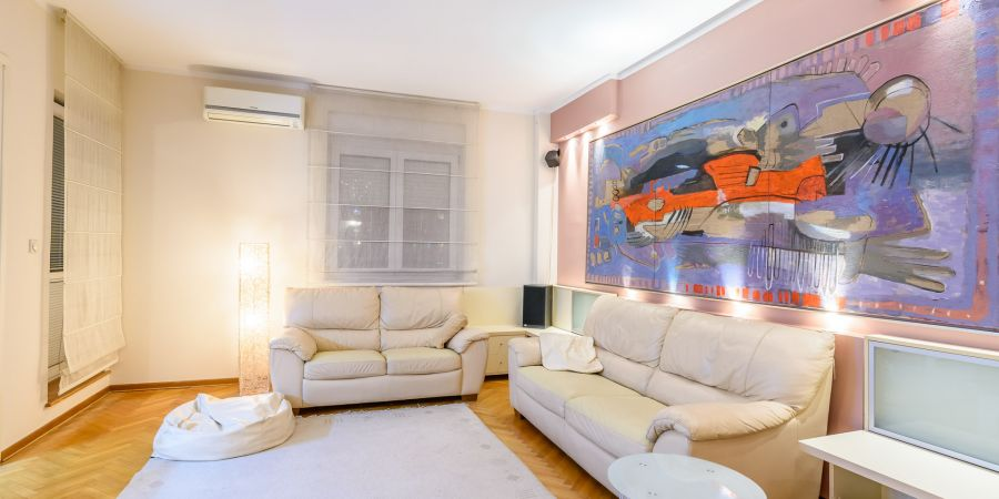 Top 7 extraordinary apartments for rent in Belgrade