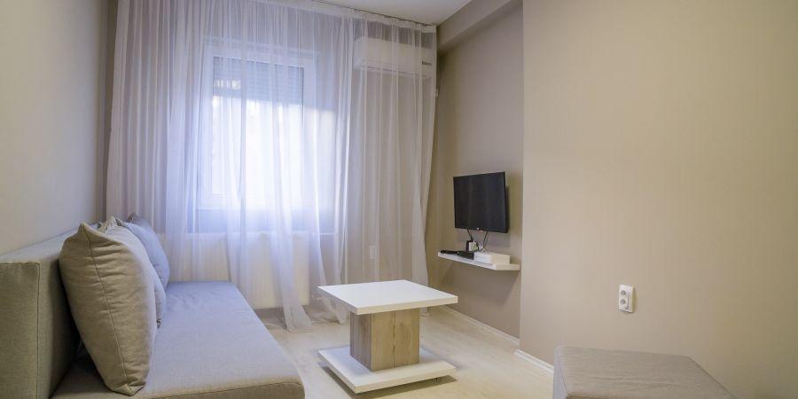 Top 5 apartments for rent in Novi Sad