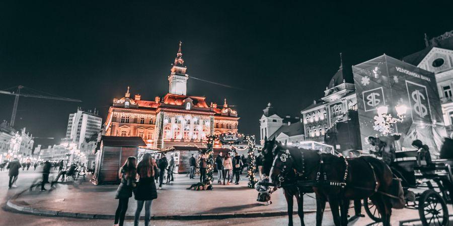 It's a time of magic in Novi Sad